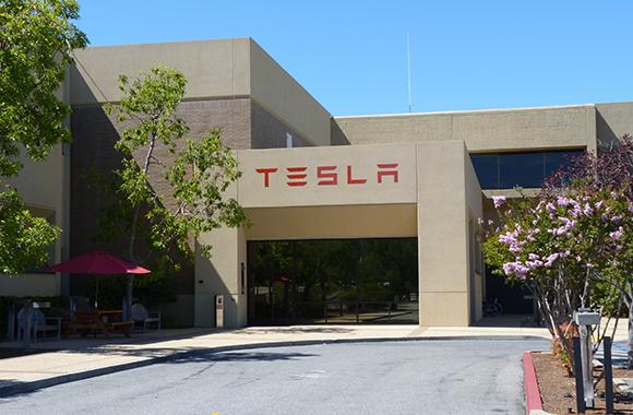 Tesla HQ
